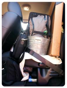 Back Seat Driver Side