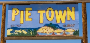 Welcome to Pie Town